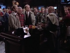 Frasier 02x05 : Duke's, We Hardly Knew Ye- Seriesaddict
